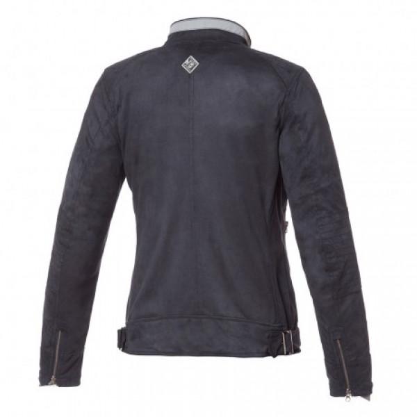 Tucano Urbano Posiscion eco suede jacket dark blue