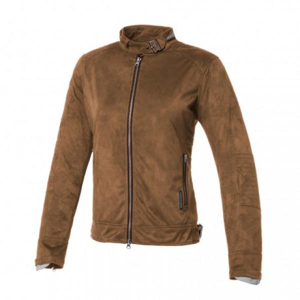 Tucano Urbano Posiscion eco suede jacket toffee