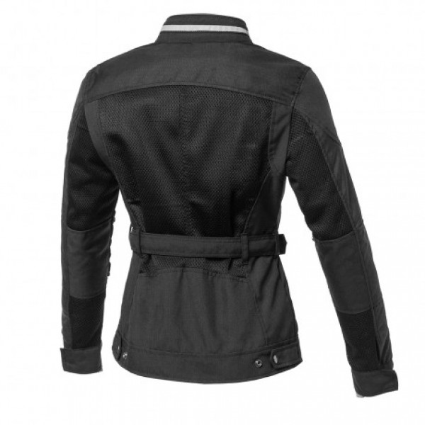 Tucano Urbano Lady Marlon women's mesh jacket black