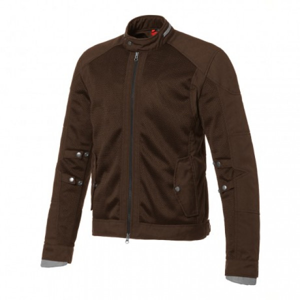 Tucano Urbano Marlon mesh jacket chocolate