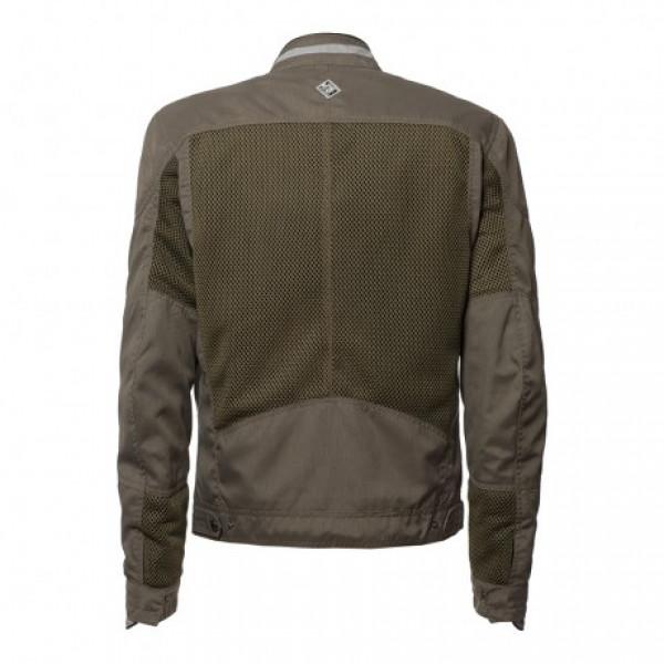 Tucano Urbano Marlon mesh jacket major green