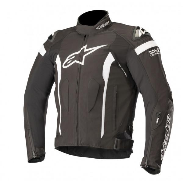 Alpinestars T-MISSILE DS Tech-Air compatible jacket black whte