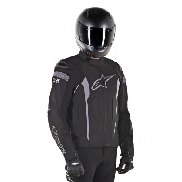 Alpinestars T-MISSILE DS Tech-Air compatible jacket black black
