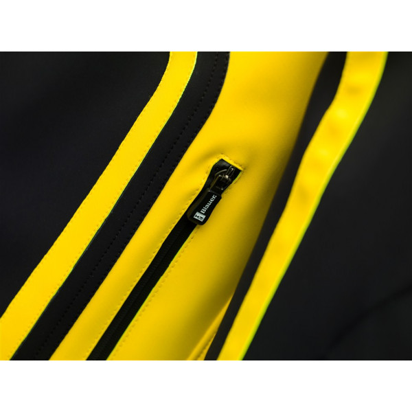 Blauer Easy Rider jacket Black Yellow