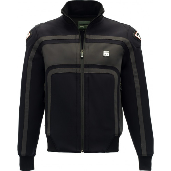 Blauer Easy Rider jacket Black Grey
