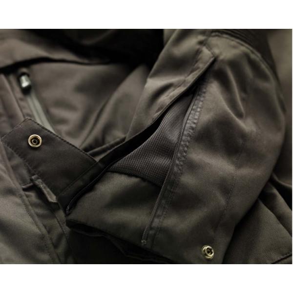 Blauer Kaleido jacket cordura Black