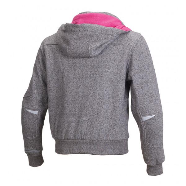 Macna woman summer jacket Freeride light grey pink