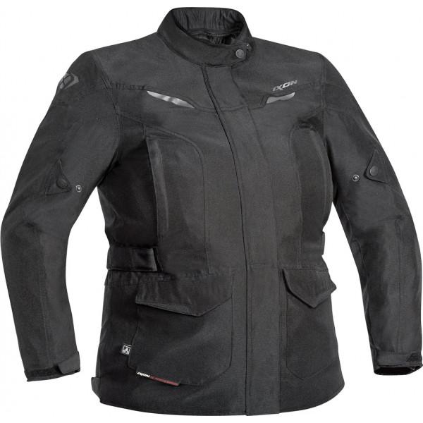 Ixon C- Sizing SUMMIT 2 LADY woman jacket Black