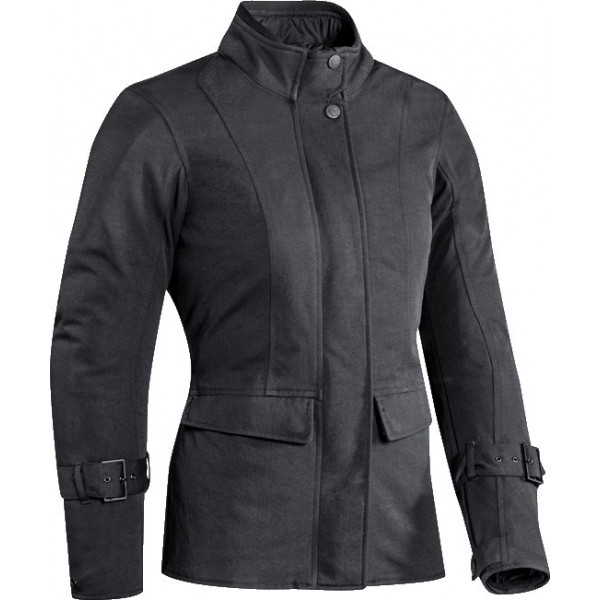 Ixon CHELSEA motorcycle ladejacket black