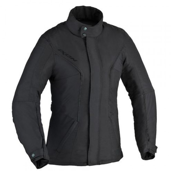 Ixon Comtesse motorcycle Lady Jacket Black
