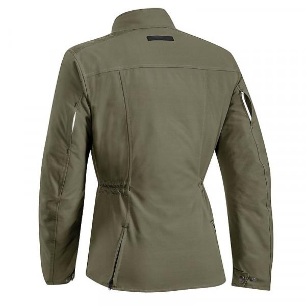 Ixon EXHAUST LADY woman jacket Khaki