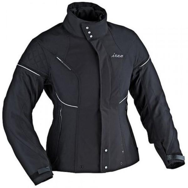 Ixon motorcycle Jacket Women Kalia HP Black Shell