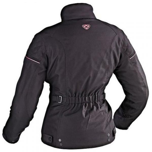 Ixon motorcycle Jacket Women Kalia Shell HP Black Pink