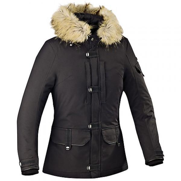 Ixon Ottawa Lady motorcycle Jacket Black