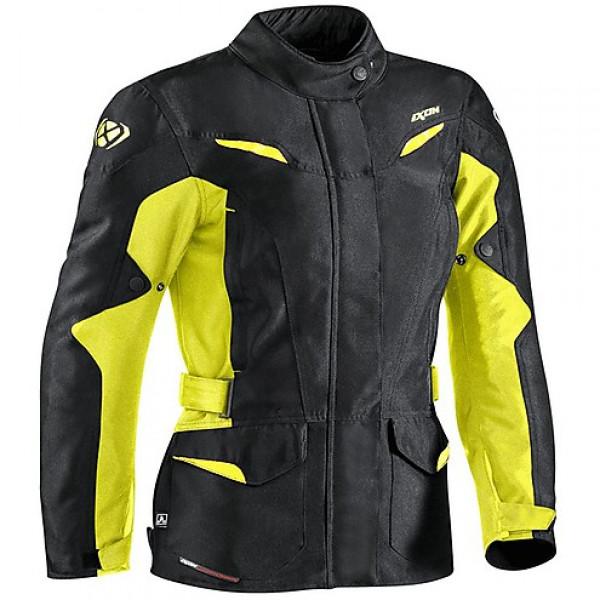 Ixon SUMMIT 2 LADY woman jacket black yellow