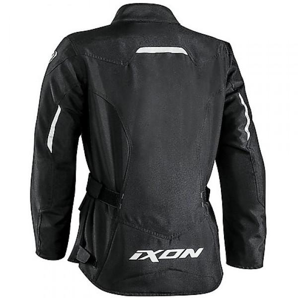 Ixon SUMMIT 2 LADY woman jacket black red