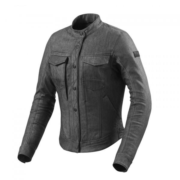 Rev'it Logan Ladies jeans jacket Black