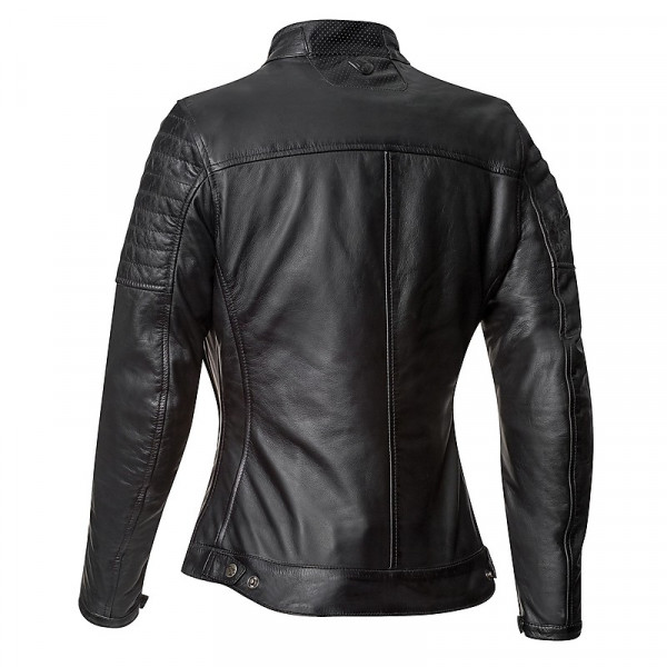 Ixon TORQUE LADY woman leather jacket Black