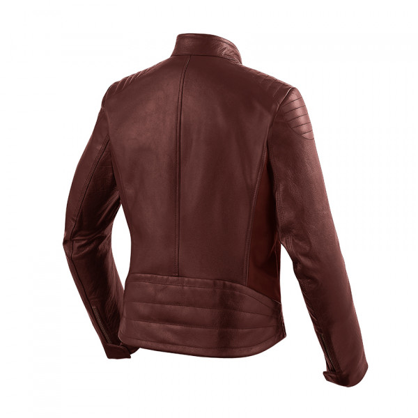 Rev'it Clare Ladies leather jacket Red