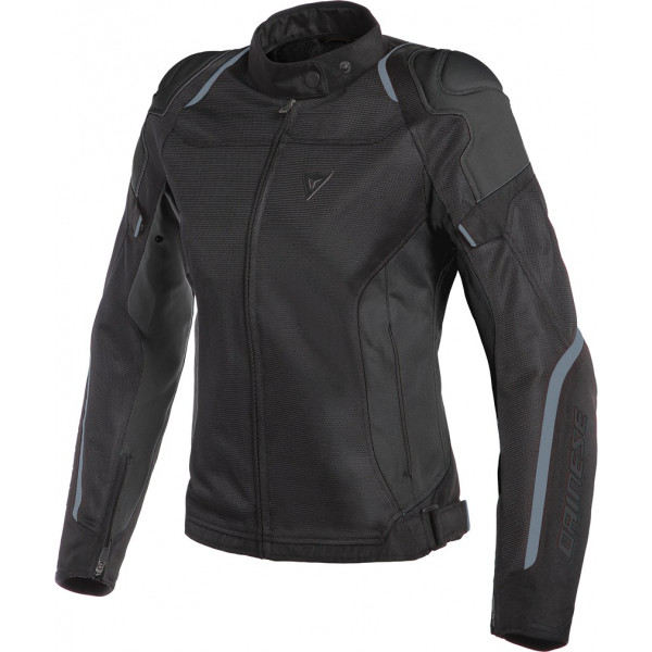 Dainese AIR MASTER LADY Dainese summer jacket black black anthracite