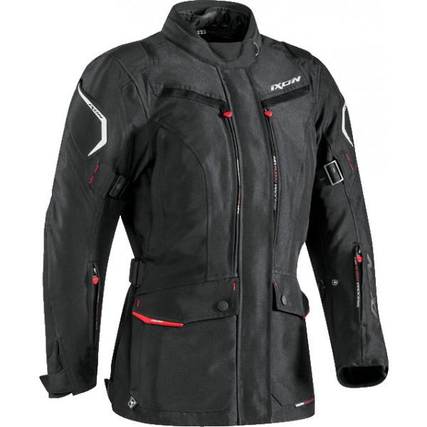 Ixon CROSSTOUR LADY touring jacket 3 layers black