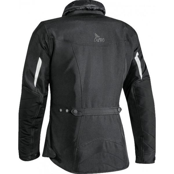 Ixon HELKA touring lady jacket black
