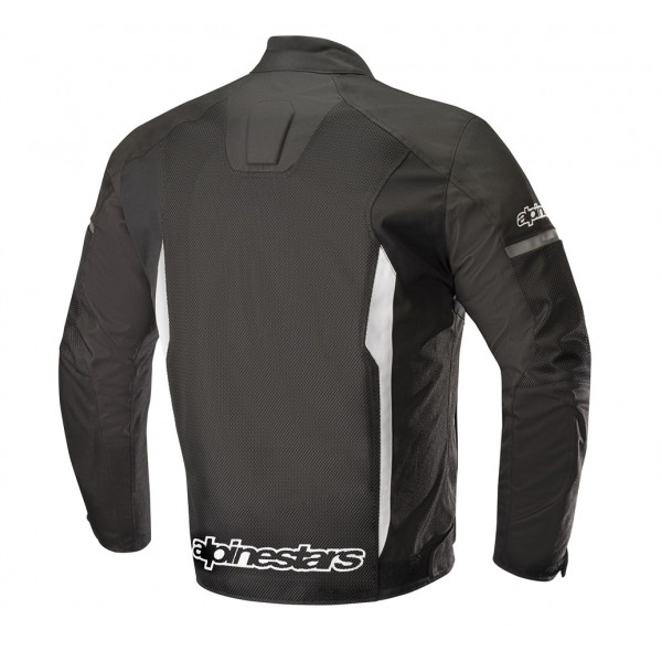 Alpinestars T-FASTER AIR summer jacket black whte
