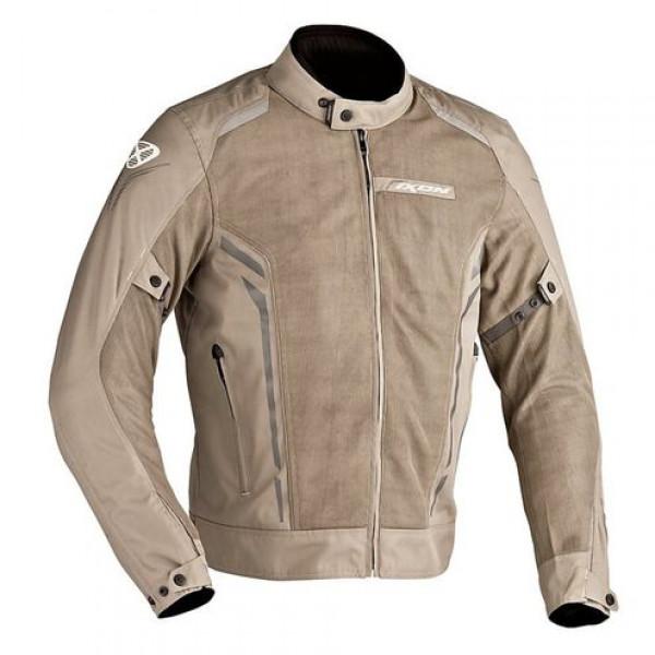 Ixon Cooler Summer Motorcycle Jacket Sand