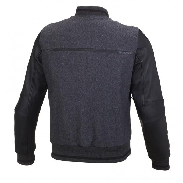 Macna summer jacket College dark grey black
