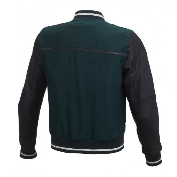 Macna summer jacket College military green black