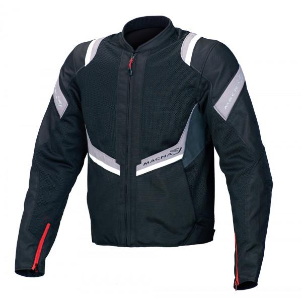 Macna summer jacket Flare black light grey