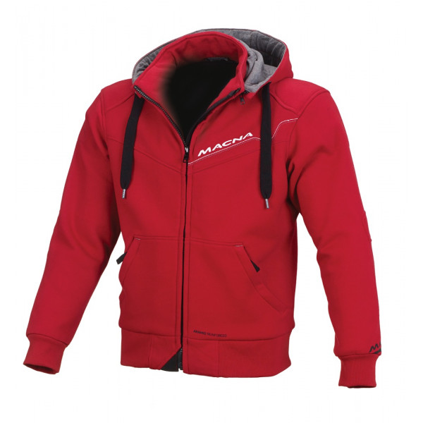 Macna summer jacket Freeride red