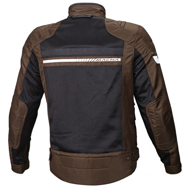 Macna summer jacket Rush brown black