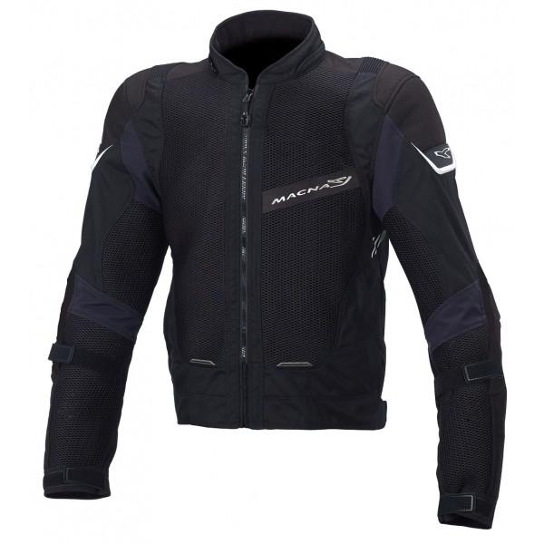 Macna summer jacket Sunrise black