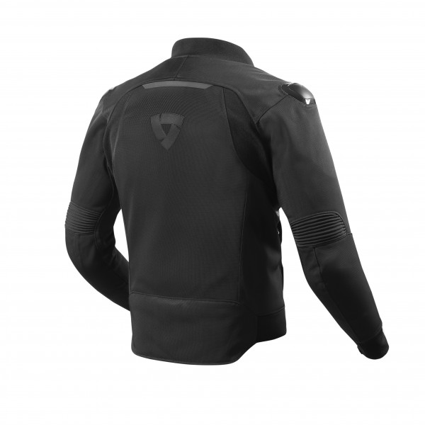 Rev'it Traction summer Jacket Black