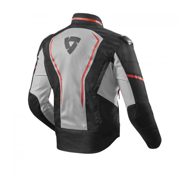 Rev'it Vertex Air Summer Jacket Black Red