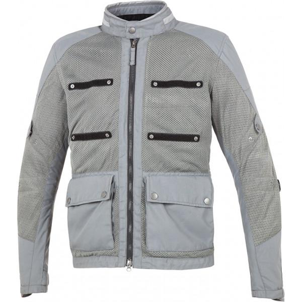 Tucano Urbano Multitask grey summer jacket