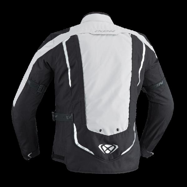 Ixon jacket Cross Air grey black