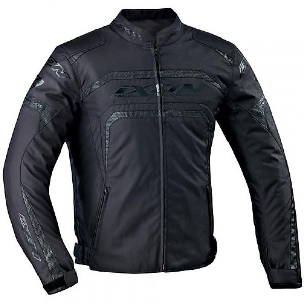 Ixon Eager motorcycle Jacket Black