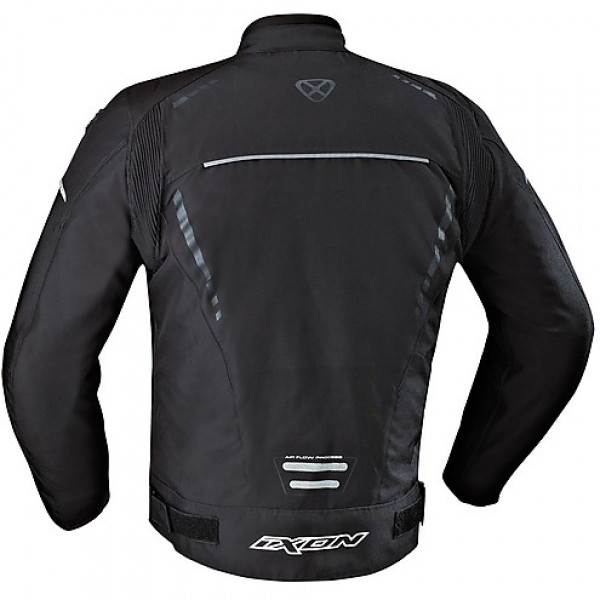 Ixon Exodus motorcycle jacket Black