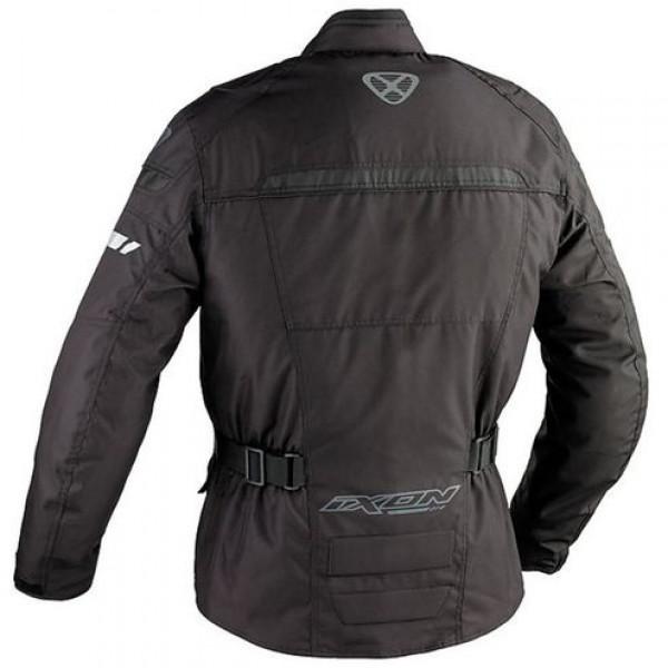 Ixon Fjord 4 Seasons Waterproof motorcycle Jacket Black