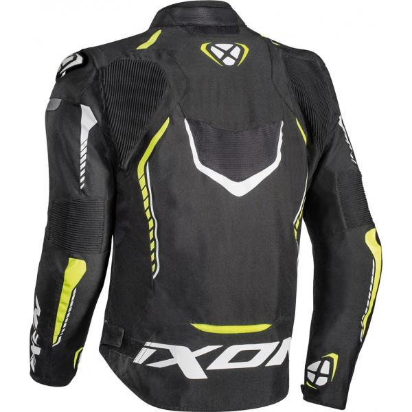 Ixon GYRE jacket 3 layers Black White Bright Yellow