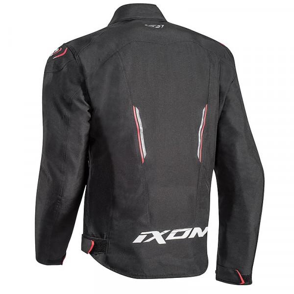 Ixon MISTRAL jacket Black Red