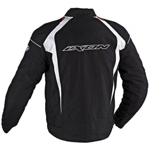 Ixon Nickel HP motorcycle Jacket Black White