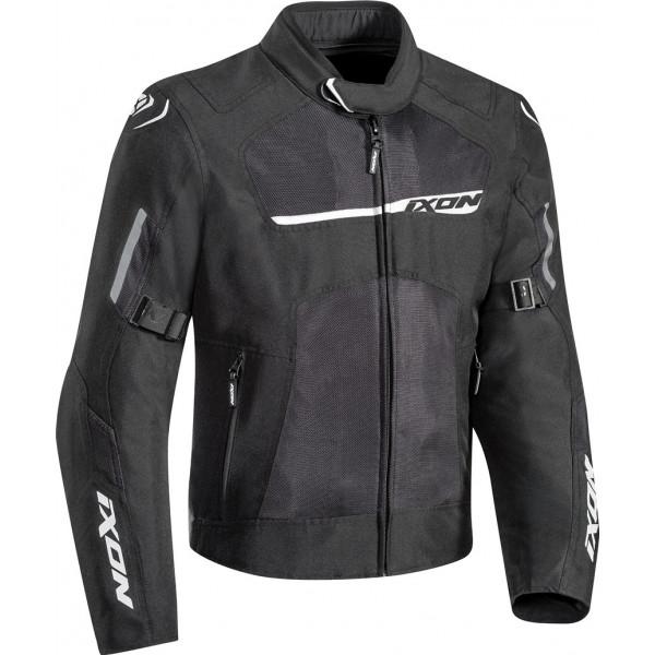 Ixon RAPTOR jacket 3 layers Black White