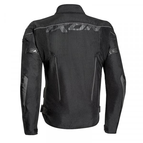 Ixon SIROCCO jacket 3 layers Black