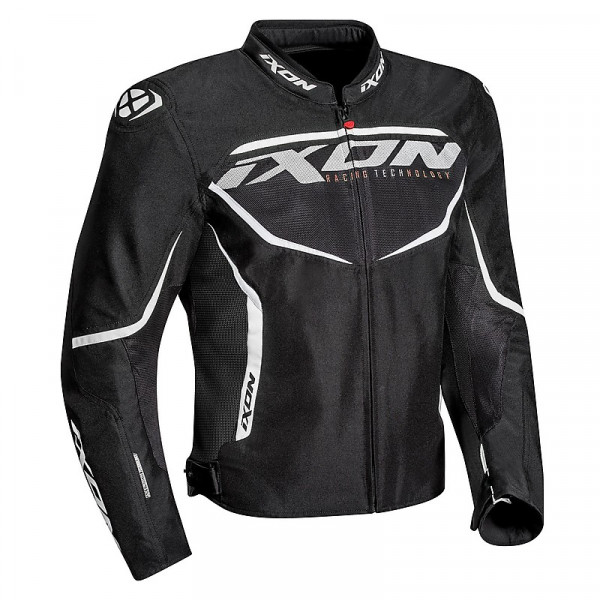 Ixon SPRINTER AIR jacket Black White