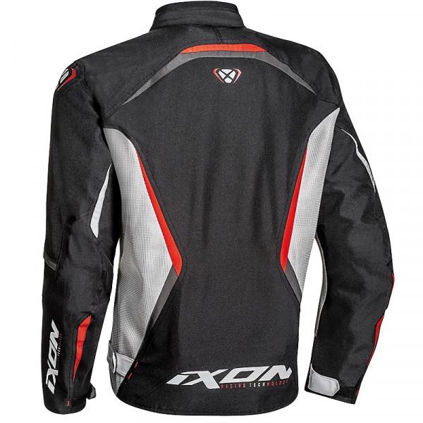 Ixon SPRINTER AIR jacket Black Grey Red