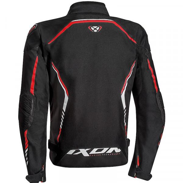 Ixon SPRINTER SPORT jacket Black White Red