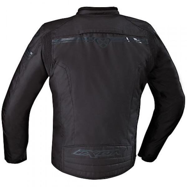 Ixon striver motorcycle jacket Black